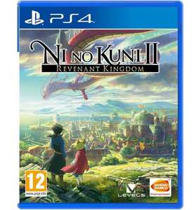 Ni No Kuni 2 Revenant Kingdom PS4 (Free Delivery) at The Game Collection for £9.95