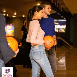 Back Monday 26th August 12pm - Free bowling for two people - one game @ O2 Priority (Tenpin)
