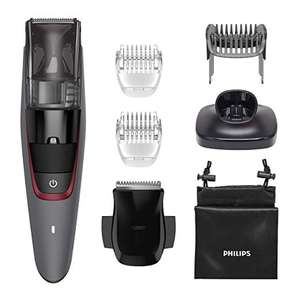 Philips Series 7000 Beard and Stubble Less Mess Vacuum Trimmer - was £80 now £35 @ Amazon