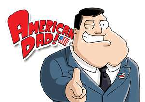 American dad season 1-12 - £4.99 each @ iTunes