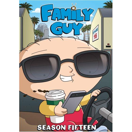 Family guy season 15 - £4.99 @ iTunes