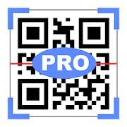 QR and Barcode Scanner PRO, normally £1.59, but currently free, on Google Play Store