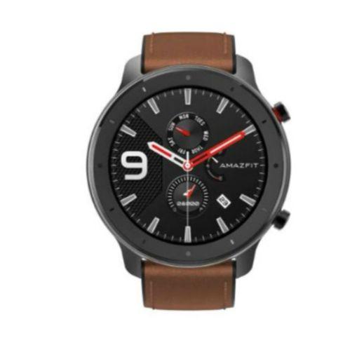 Xiaomi Amazfit GTR 47mm Smartwatch - Aluminum black £99.99 Using Code @ Eglobal Central