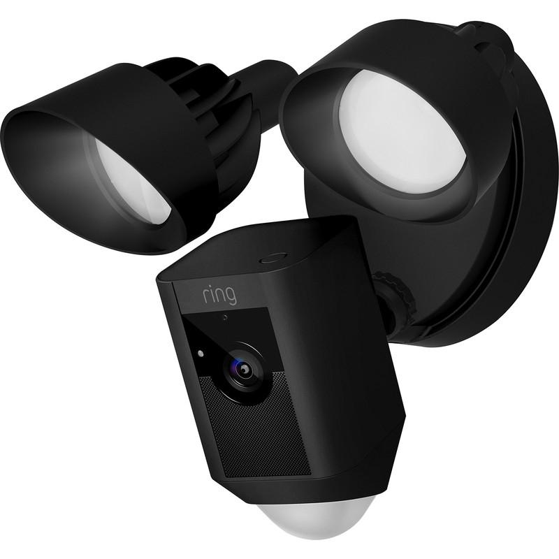 Ring Floodlight Camera 1080P - Black £173.98 @ Toolstation