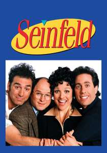 Seinfeld: Complete Series - £19.99 @ iTunes