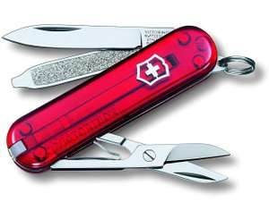 Victorinox Classic SD Swiss Army Knife Blade now £7.80 (Prime) + £4.49 (non Prime) at Amazon