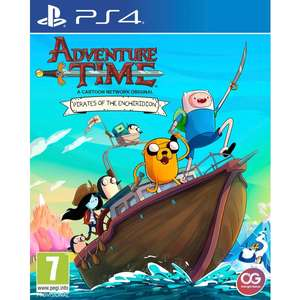Adventure Time Pirates of the Enchiridion PS4 & XB1 £10 (Was £15) @ Smyths