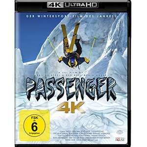Red Bull Media: PASSENGER by the LEGS OF STEEL Team in 4K (Extreme Skiing & Snowboarding Movie) £10.52 Delivered @ Amazon Germany