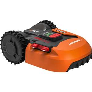 Worx Landroid S 300 20V 18cm Robotic Lawnmower 2.0Ah for £324.98 with code delivered @ Toolstation