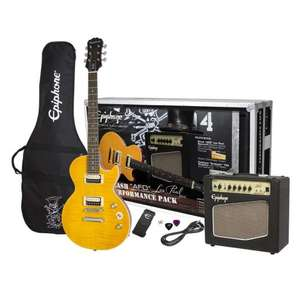 Pre Order Epiphone Slash AFD Les Paul Special II Guitar and Amp Pack - £200.99 @ Rimmers Music