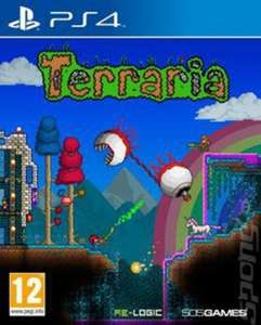Terraria for PS4 £6.11 delivered @ Music Magpie
