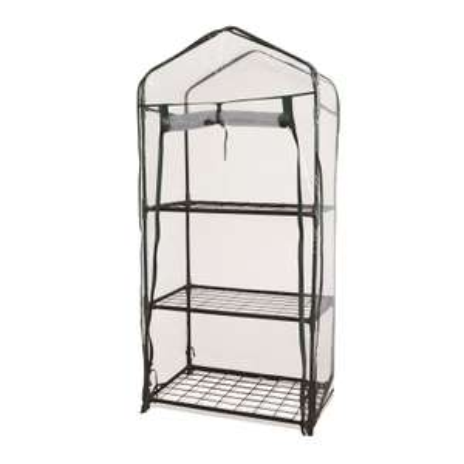 3 Tier Mini Greenhouse - £10.95 @ Homebase