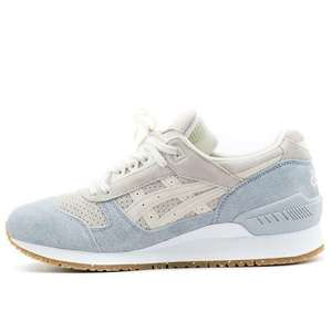 ASICS Gel-Respector Light Blue/Birch Trainers Size 4.5 £19.99 delivered @ pepa_bargains eBay