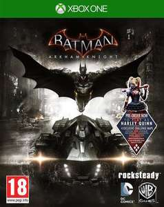 Batman Arkham Knight (Xbox One £5.48, PS4 £7.10) delivered @ Music Magpie