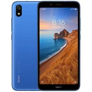 Xiaomi Redmi 7A 4G Smartphone Global Version - Blue 16GB 2GB £61.39 @ Gearbest