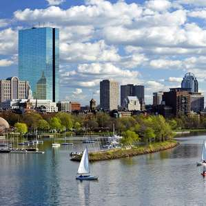 BA London to Boston Return Flights - Nov, Dec, Jan, Feb, Mar £232 via Flight Scout