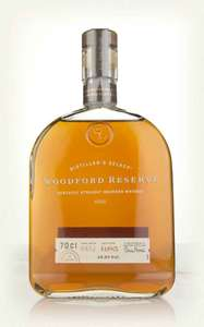 Woodford Reserve Now £25 at Tesco instore
