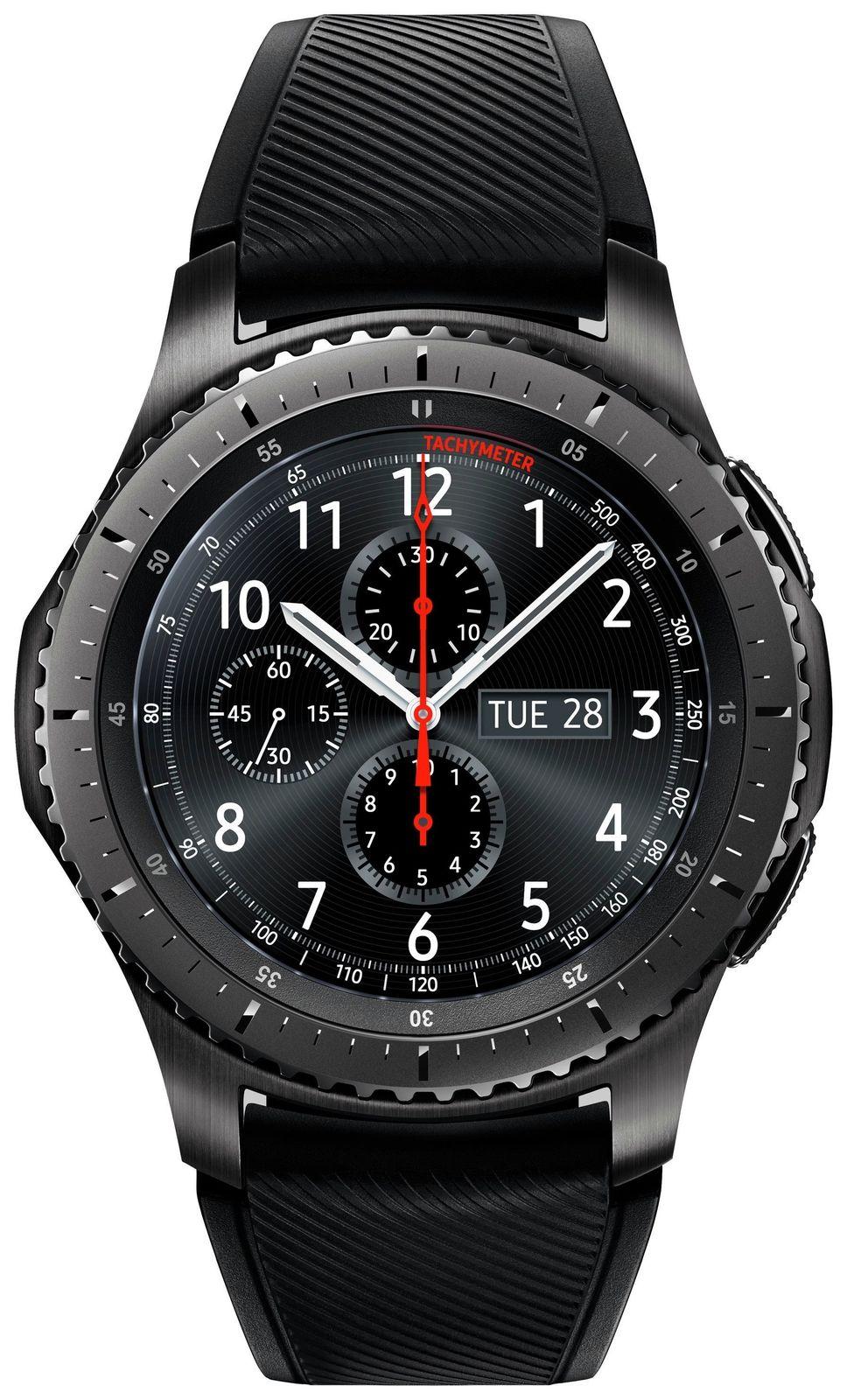 Samsung Gear S3 Frontier Smart Watch (refurb) - £85.99 @ Argos eBay