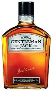 Jack Daniel's Gentleman Jack Tennessee Whiskey, 70 cl £23 at Amazon