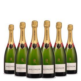 Bollinger Champagne Bundle - 6 Bottles £157.50 @ ASDA (£26.25 a bottle)