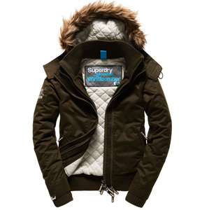 New Womens Superdry Microfibre SD-Windbomber Jacket now £23.99 delivered @ Superdry / eBay