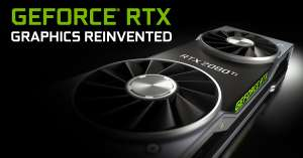 NVIDIA RTX 2070 Super Founders Edition Graphics Card (8GB GDDR6) £475 @ Nvidia Shop