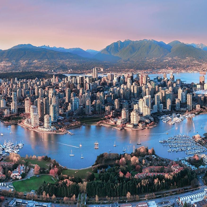 Direct return flight to Vancouver £330 (Departing London Heathrow / October departures / Air Canada) @ Skyscanner (TravelTrolley)