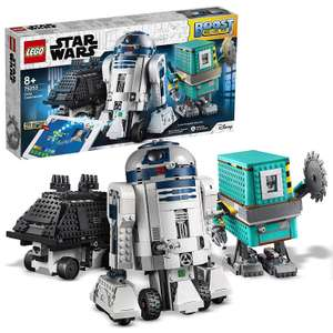 LEGO 75253 Star Wars BOOST Droid Commander (Programmable Interactive Robots) £155.17 @ Amazon