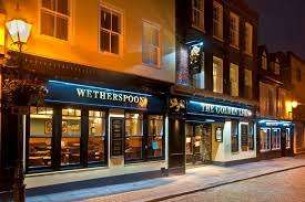 (19th September) Get a 7.5% reduction on all food and drink  @ Wetherspoons