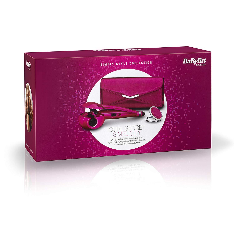 BaByliss Curl Secret - Simplicity Set - Pink £48 @ Amazon