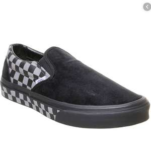Vans Classic Slip On Trainers Was £54.99 now £20 size 8,9,10,11 @ Offspring Free c&c