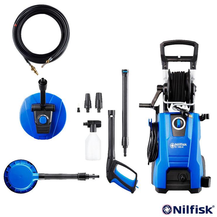Nilfisk Dynamic 140 Maintenance X-Tra Pressure Washer £199.99 @ Costco