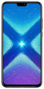 Refurbished SIM Free Honor 8X 6.5 Inch 64GB 20MP Dual Sim Mobile Phone - Black £127.99 @ Argos ebay