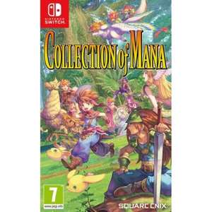 Collection of Mana (Nintendo Switch) £32.85 @ Base