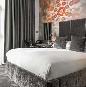 Malmaison 4* overnight stay for 2 people Dec, Jan, Feb dates - inc 3 course dinner + continental breakfast from £99 @ Malmaison