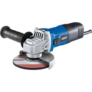 Draper 20914 600W 115mm Angle Grinder 230V £18.78 @ ToolStation