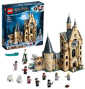 LEGO 75948 Harry Potter Hogwarts Castle Clock Tower Toy, Compatible with Great Hall and Whomping Willow Sets £66.99 @ Amazon