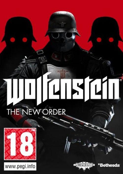 Wolfenstein: The New Order PC £4.99 @ CDKeys