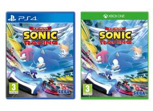 Team Sonic Racing (PS4 / Xbox One) for £19.99 delivered @ Smyths