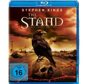 """STEPHEN KINGS """"THE STAND"""" Mini-Series Restored & Remastered Blu-Ray Edition Pre-Order for £14.65 @ Amazon Germany"""