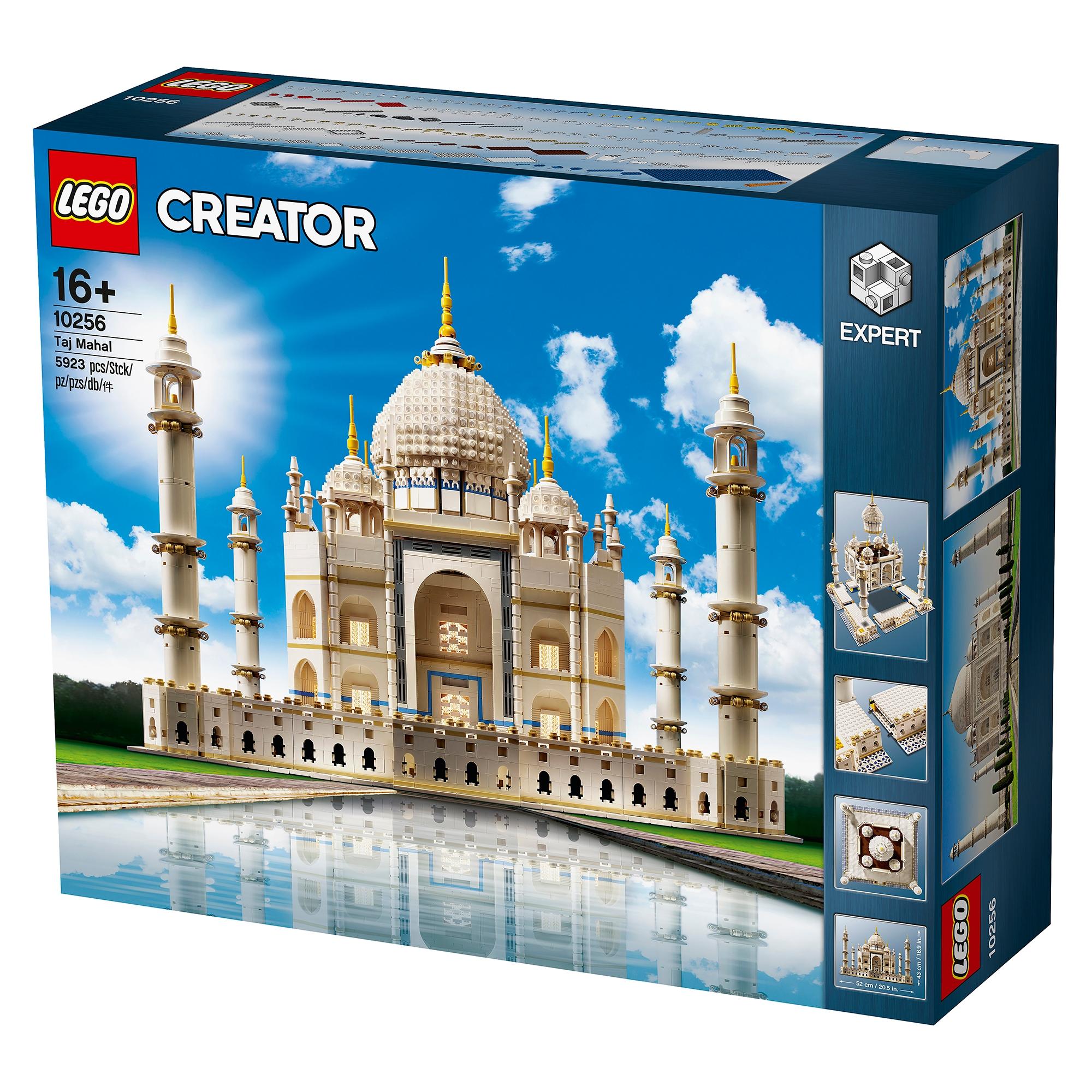 Up to 33% off LEGO incl Taj Mahal £191.99 , Technic Volvo £73.31, Star Wars Star Wars Betrayal at Cloud City £179.99 @ John Lewis & Partners