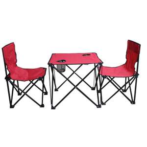 Homebase kids camping table and chairs - £11.50