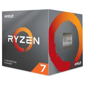 AMD Ryzen 3800x 3.9GHz Octa Core CPU - £366.44 delivered @ Amazon
