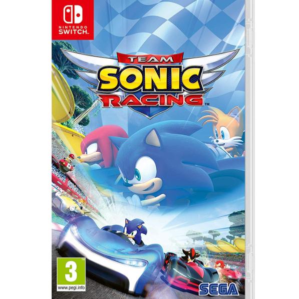 Team Sonic Racing Nintendo Switch - £23.99 @ Amazon