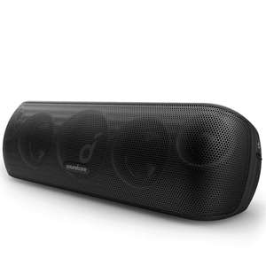 Soundcore Motion+ Bluetooth Speaker with Hi-Res 30W Audio,USB C £64.99  Sold by AnkerDirect and Fulfilled by Amazon.