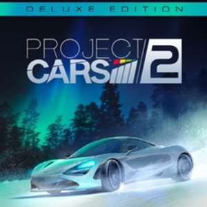 [Steam] Project CARS 2 Deluxe Edition Inc Base Game & Season Pass PC - £14.17 @ Gamersgate