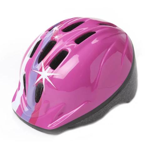 Junior Pink Cycle Helmet 48-52cm for £2 @ Wilko (Click & Collect £2)