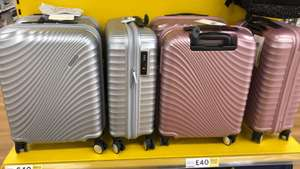 American Tourister Jetglam Carry on case £40 at Tesco Extra Walsall