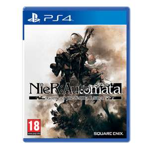 NieR Automata Game of the YoRHa Edition (PS4) £17.99 Delivered @ 365games