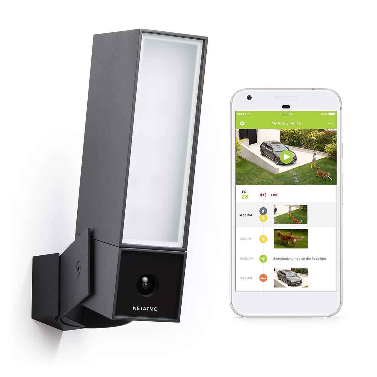 Netatmo Presence outdoor wi-fi security camera £174.99 at Amazon